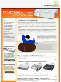 HWZ Projector Buying Guide