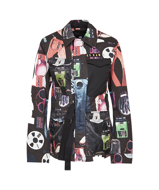 Rovic Field Jacket, $319, [B]G-Star Raw[/B]