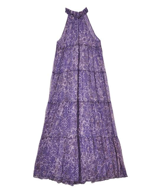Printed tiered dress, $279, [B]GG<5[/B]