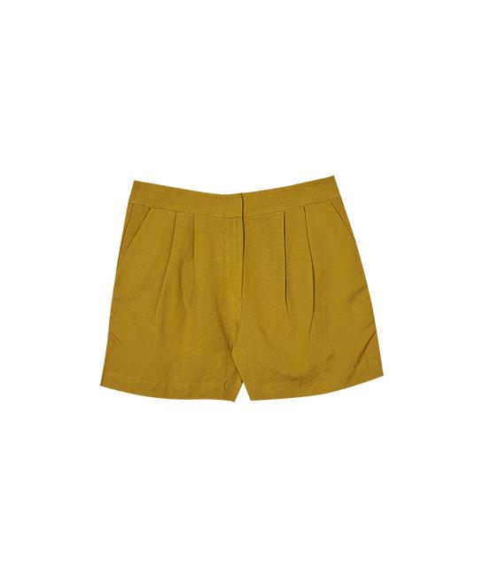 Linen shorts, $79.90, [B]Island Shop[/B]