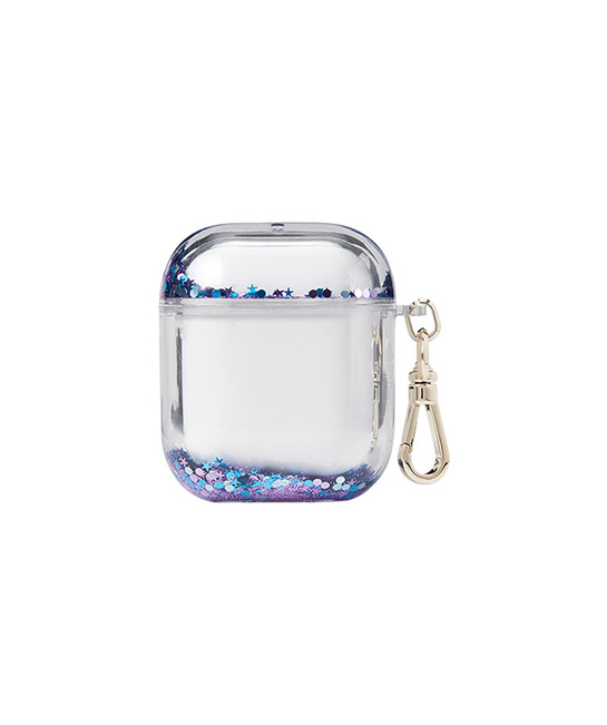 Glitter AirPods case, $60, [B]Kate Spade[/B]