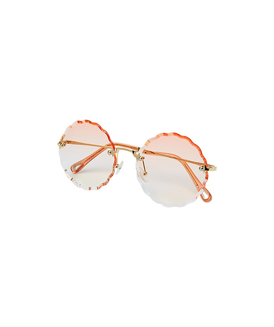 Metal and resin sunglasses, $16.90, [B]The Green Party[/B]