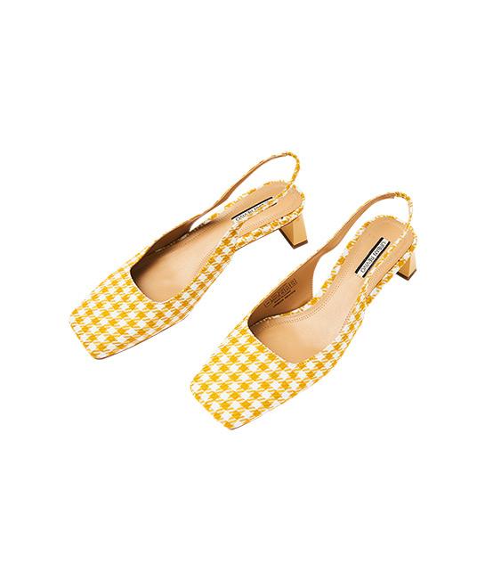 Square-toe slingbacks, $69.90, [B]Urban Revivo[/B]