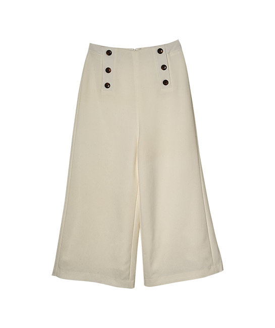 Front-button trousers, $39, [B]bYSI[/B]