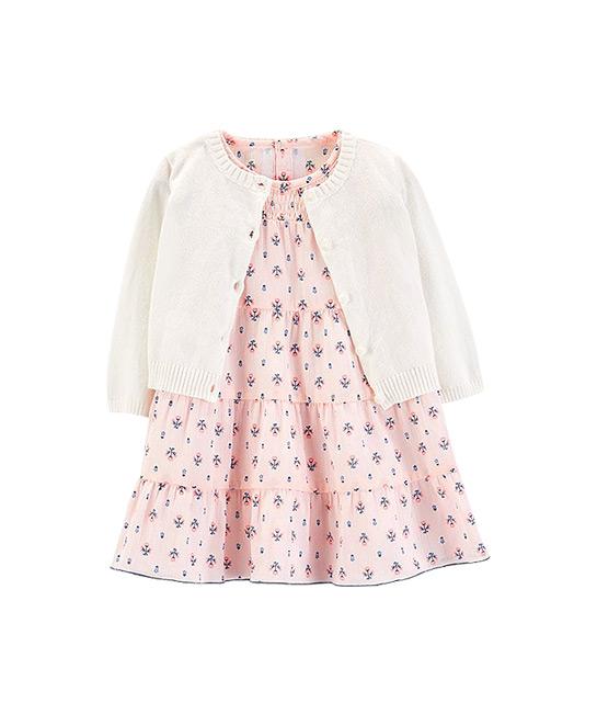 Floral dress, $69.90, [B]carter's®[/B]