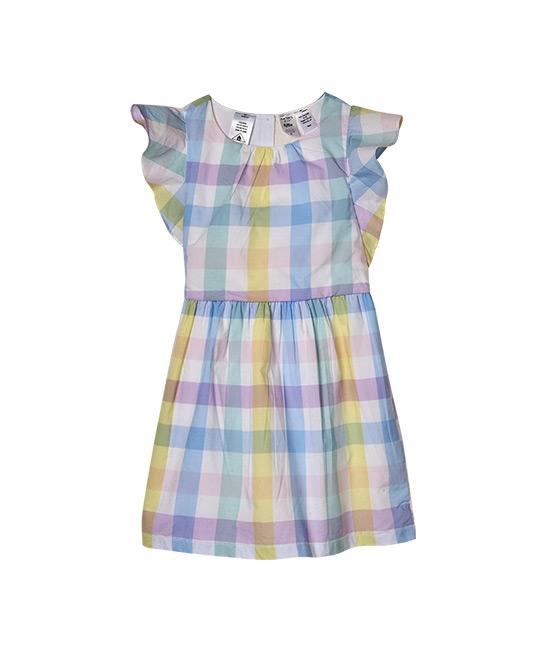Pastel gingham dress, $69.90, [B]carter's®[/B]