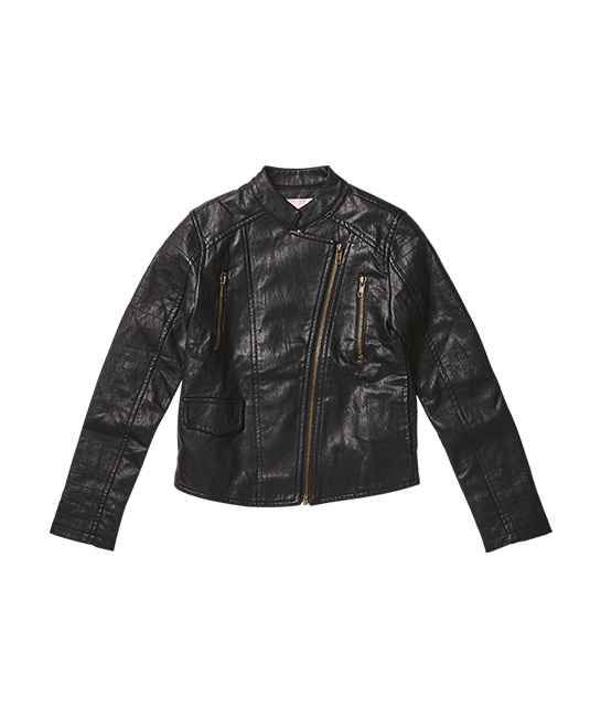 Leather jacket, $82.90, [B]bloomB[/B]