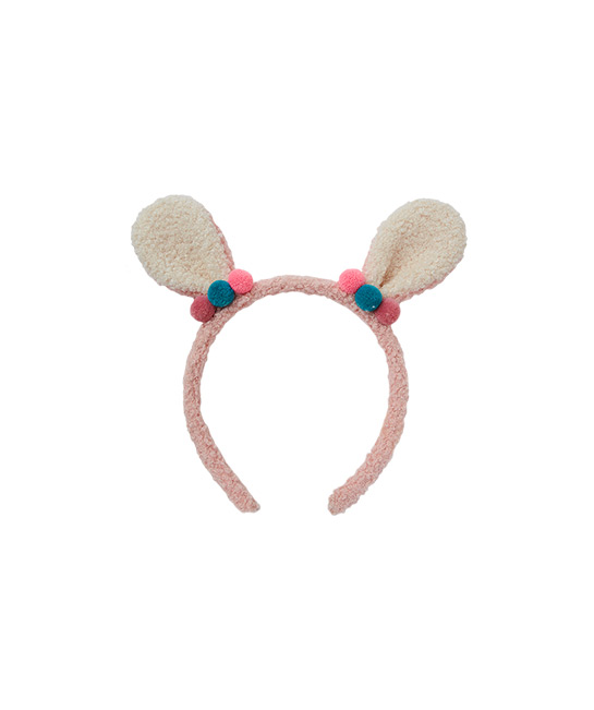 Rabbit ear headband, $5.90, [B]The Green Party[/B]
