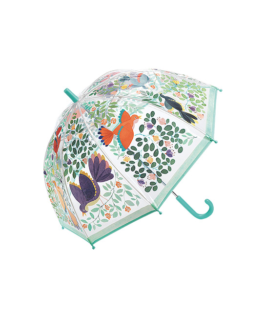DJECO flowers and birds umbrella, $16.90, [B]THE BETTER TOY STORE[/B]