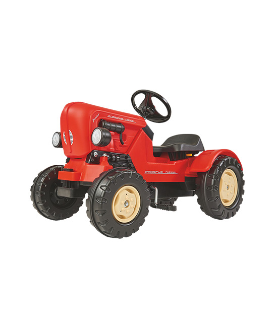 BIG Porsche diesel junior tractor ride-on, $299, [BR][B]THE BETTER TOY STORE[/B]