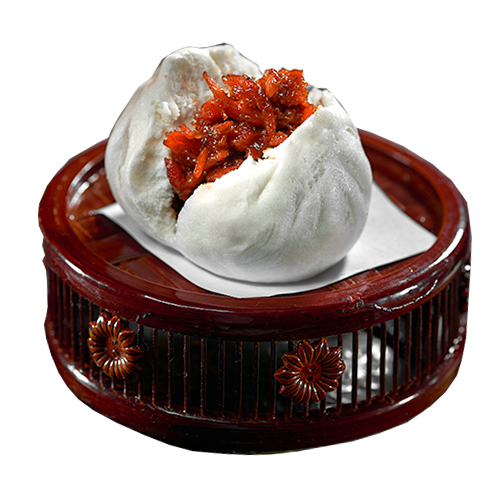 [B]Nam Kee Pau[/B] [BR] Encased in a soft and fluffy steamed bun, the Char Siew Pau, $0.90, is filled with tasty barbecued pork and a char siew sauce that lends a subtle smokiness to the snack.