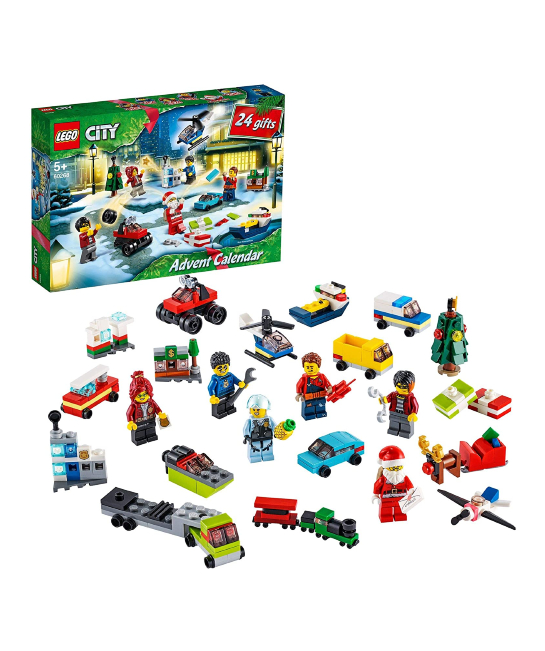 LEGO 60268 City Advent Calendar 2020, $106, [B]Times Junior[/B]